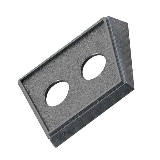 LMA Plastic Switch Mount Panels – Twin Hole