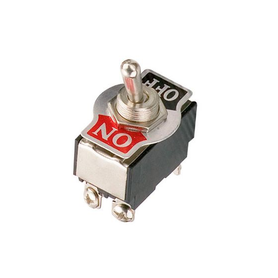 LMA 25 Amp Toggle Switches – On Off Twin Circuit