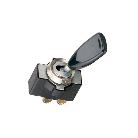 LMA Heavy Duty Plastic Toggle Switches – On Off On Screw Terminal