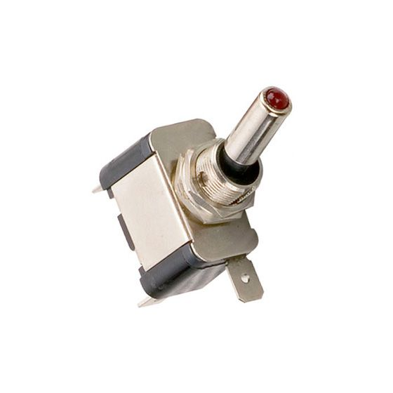 LMA LED Tip Toggle Switches – Red