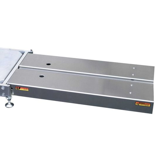 "Longacre Modular Scale Pad Leveler Roll Offs – 18"" Long Set of 4"
