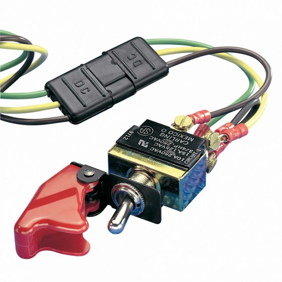 Longacre Combined Ignition And Starter Switch