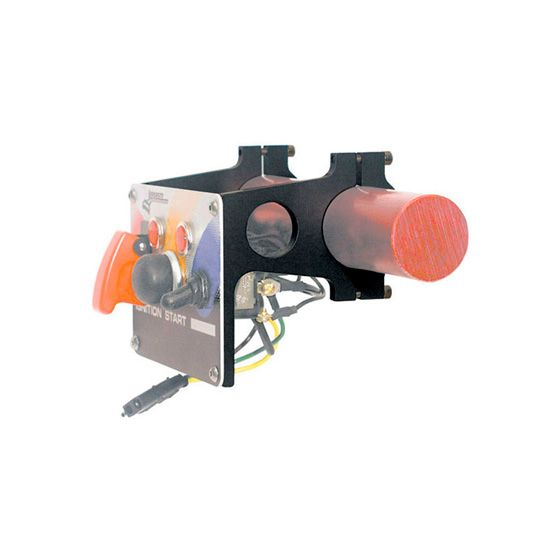 "Longacre Switch Panel Mounting Bracket – 1 3/4"" Diameter"