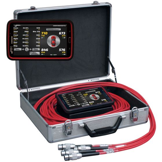 Longacre DX2 Hybrid Semi-Pro Corner Weight Scales