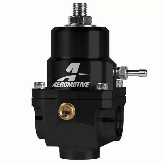 Aeromotive X1 Series Fuel Pressure Regulators – Option 1