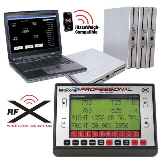 Intercomp Microflex Wireless Computer Scales