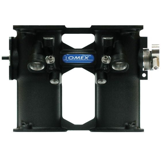 OMEX Throttle Bodies – Twin Bodies 48mm Bore Size