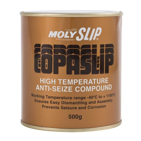 Molyslip Copaslip Anti Seize Assembly Compound – 500g Tin