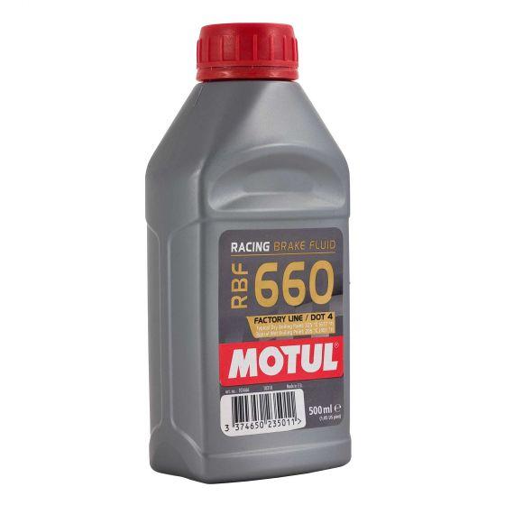 Motul RBF660 Racing Brake Fluid – 500ml
