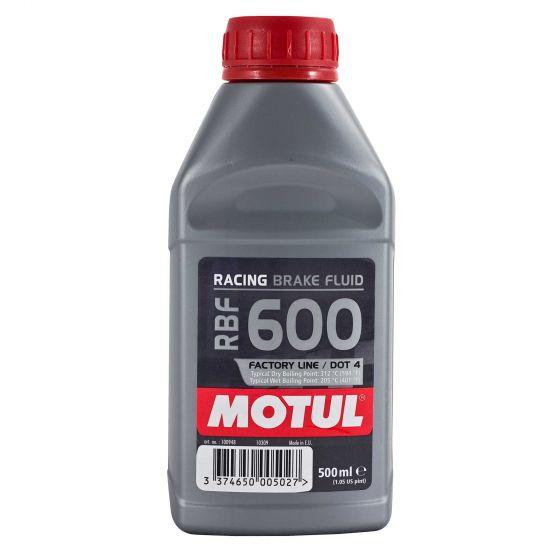 Motul RBF600 Brake Fluid – 500ml