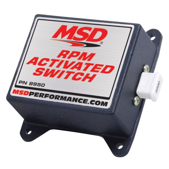 MSD Ignition RPM Activated Switch – Standard