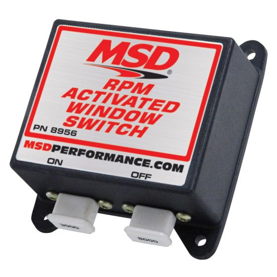 MSD Ignition RPM Activated Switch – Window Type