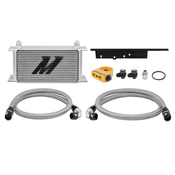 Mishimoto Black Oil Cooler Kit