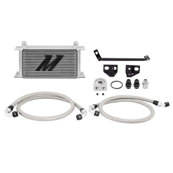 Mishimoto Oil Cooler Kit, Silver