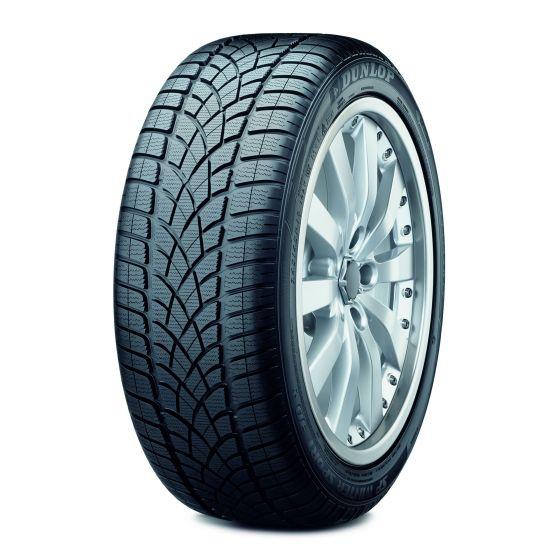 Dunlop Winter Sport 3D Winter Tyres – 205 50 17 93H Extra Load