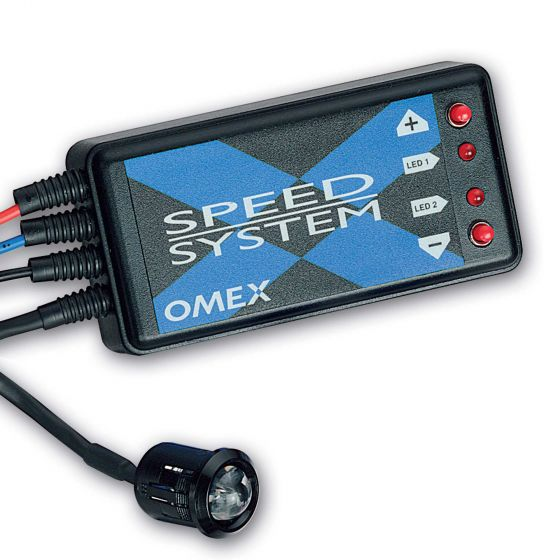 OMEX Speed System – Single Coil