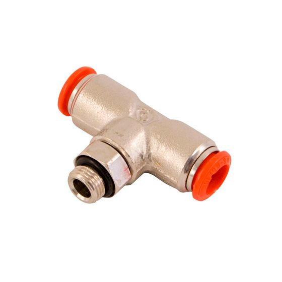 OMP T Connector With Nozzle Attachment