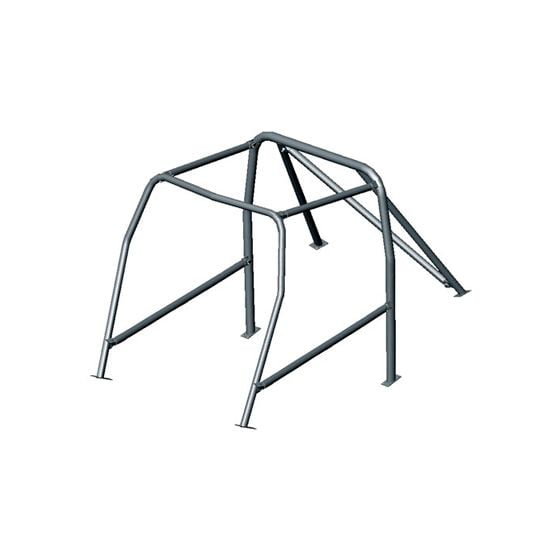 Bolt In Competition Roll Cage – FIA Approved 10 Attachment Points 26Kg Weight