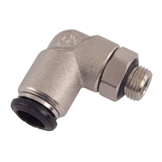 OMP Nozzle 90 Degree Connector For Platinum Series Fire Extinguishers – 8mm