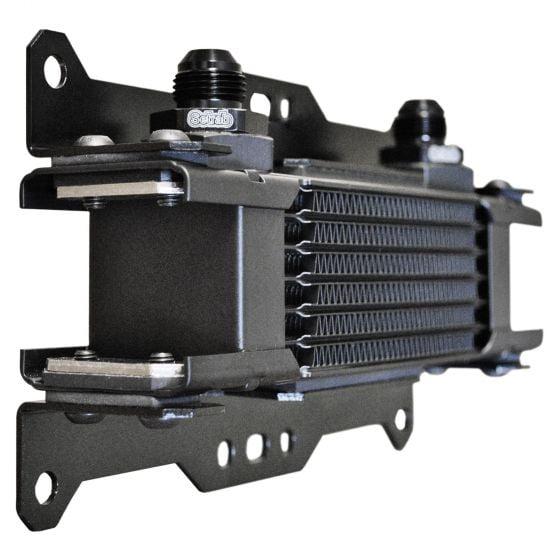 Susa ProLine Oil Cooler Mounting Brackets – 235mm matrix width (6-Series)