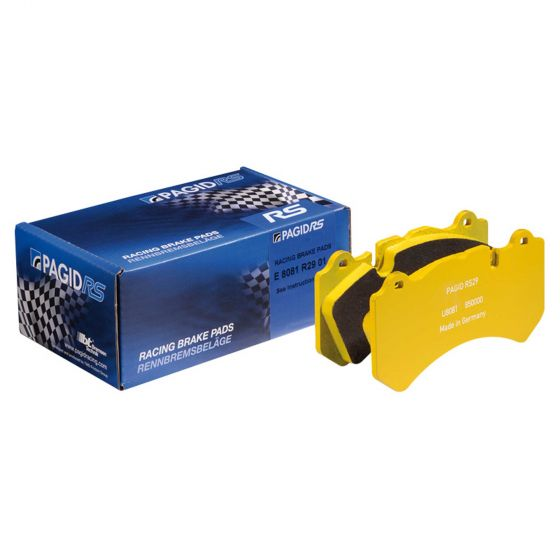 Pagid RSL-29 Competition Brake Pad Set – Front Pad Set – 8 Pads