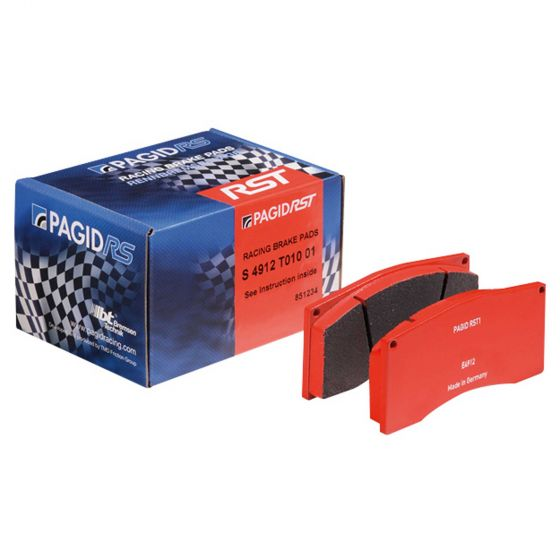 Pagid RST4 Competition Brake Pad Set – Set Of 4 – 19mm Thick