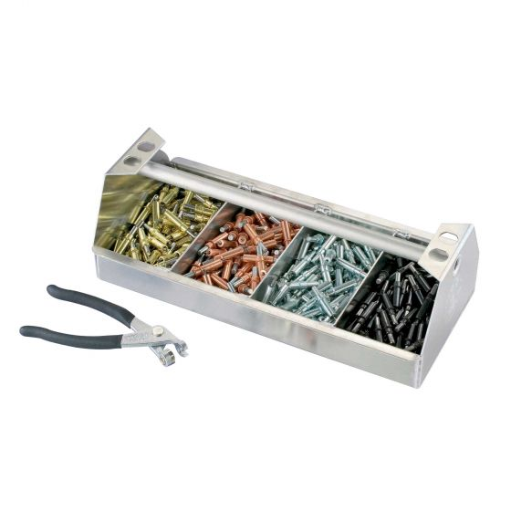 Demon Tweeks Cleco Fastener Kit, Silver