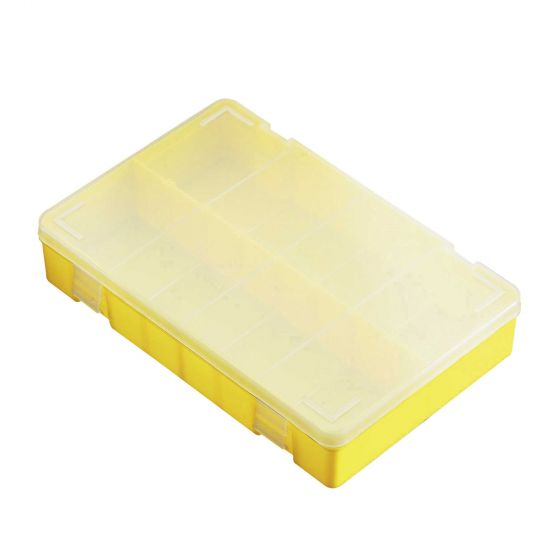 Demon Tweeks Empty Sealable Storage Box – Standard PVC (21x14x4cm)