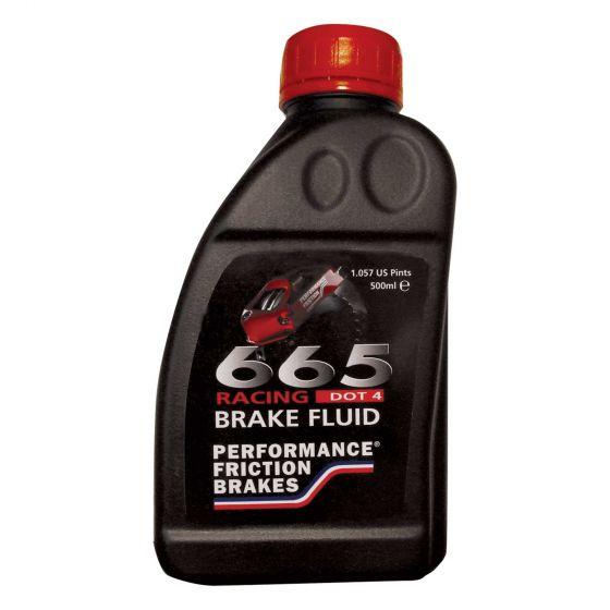 Performance Friction RH665 DOT 4 Racing Brake Fluid