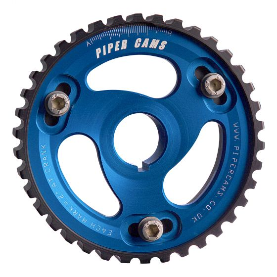 Piper Cams Camshaft Timing Pulley – Steel Duplex