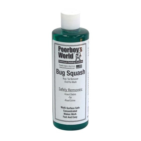 Poorboys Bug Squash Bug And Tar Remover 473ml