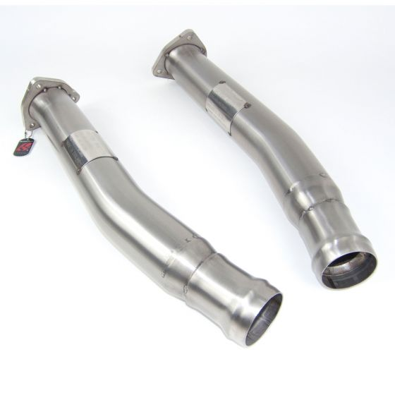 QuickSilver Pre Catalyst Replacement Pipes