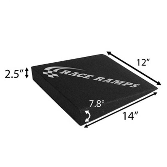Race Ramps Scale Ramps – Without Roll Off Platform – Set Of 4