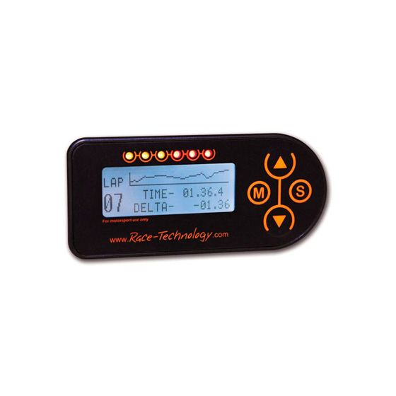Race Technology Dash 3 Compact Data Display – Full Dash 3