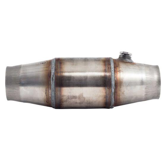 "Redback Performance Catalytic Converter – 104mm OD Case 2 1/2"" (63.5mm) Inlet / Outlet"