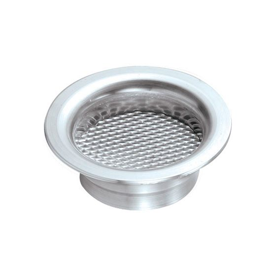 Revotec Air Inlet Gauze – Fits 102mm Air Inlet In Silver