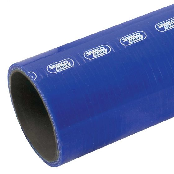 Samco Diesel & Oil Resistant Straight Silicone Hose – Standard Colours – 8mm Blue, Blue