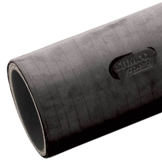 Samco Diesel & Oil Resistant Straight Silicone Hose – Standard Colours – 9.5mm Classic, Black