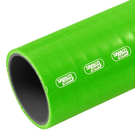 Samco Diesel & Oil Resistant Straight Silicone Hose – Standard Colours – 9.5mm Green, Green