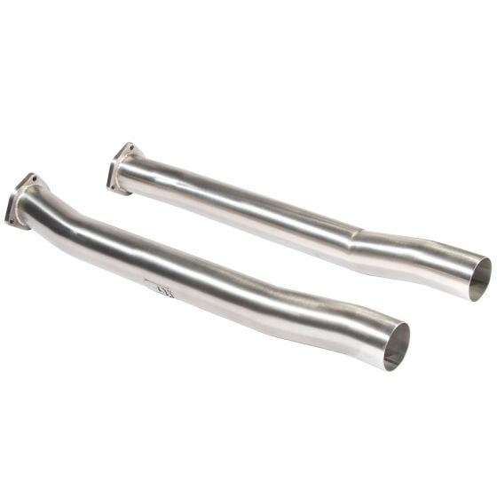 """Scorpion 2 3/4"""" Secondary Cat Replacement Pipes"""