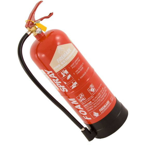 SPA Design 6.0 Ltr Pit Lane Garage Fire Extinguisher