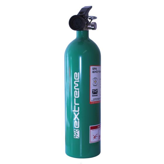 SPA Design Extreme Gas Hand Held Fire Extinguisher – 2.0Kg