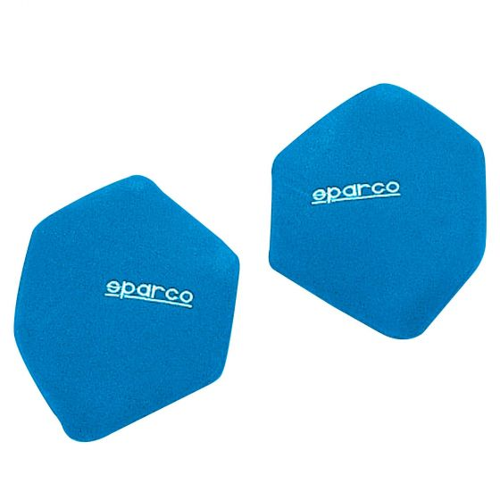 Sparco Side Backrest Cushions – Blue (Pair)