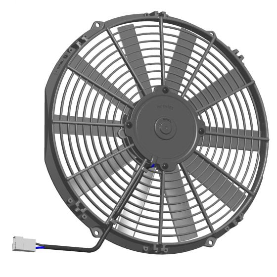 """Spal High Performance Electric Fans – 13"""" (330mm) 10 Blade – Pulls Air"""