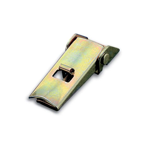 Speciality Fasteners Secondary Lock Latch – Zinc Plated Yellow Chromate Steel