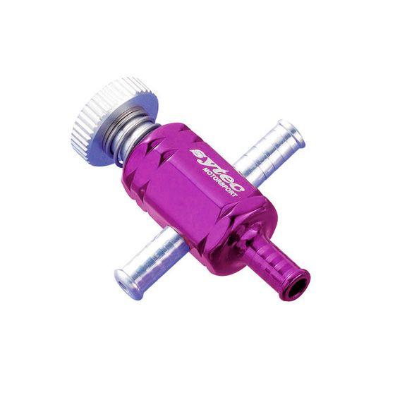 Sytec Lockable Under Bonnet Turbo Boost Adjuster – Purple, Purple
