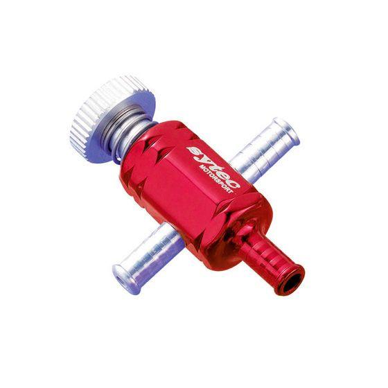 Sytec Lockable Under Bonnet Turbo Boost Adjuster – Red, Red