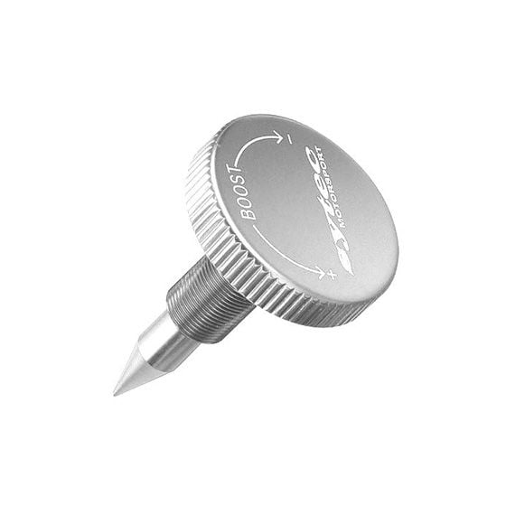 Sytec Spare Adjustable Head To Suit In Car Turbo Boost Adjuster – Silver, Silver