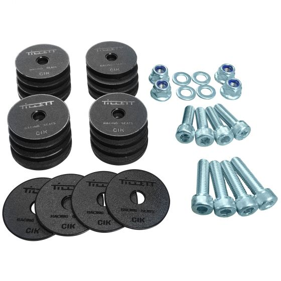 Tillett TK5 Spacer Kit To Fit TR1 Adjustable Seat Runner