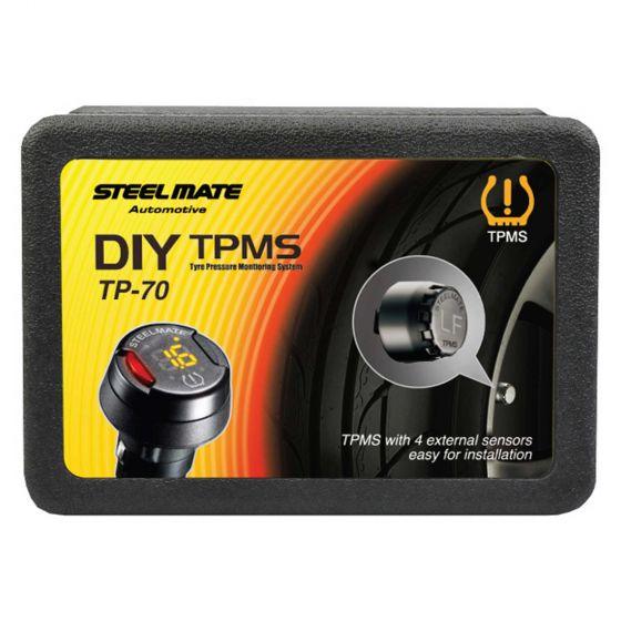Steel Mate DIY Tyre Pressure Monitoring System
